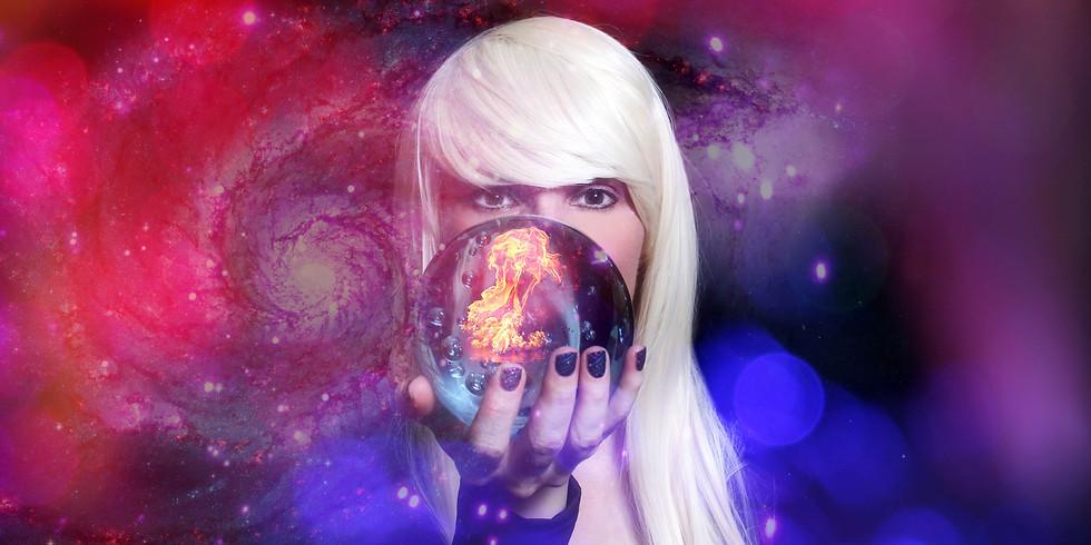 Psychic Development Level 1 with Psychic Medium Sam Rodman  (1)