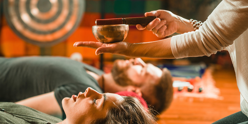 2020 RELEASE-Tibetan Bowls-Bells and Chimes Afternoon Meditation with Debbie