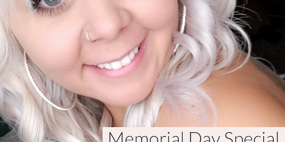 MEMORIAL DAY WEEKEND PSYCHIC SPECIAL with Sam
