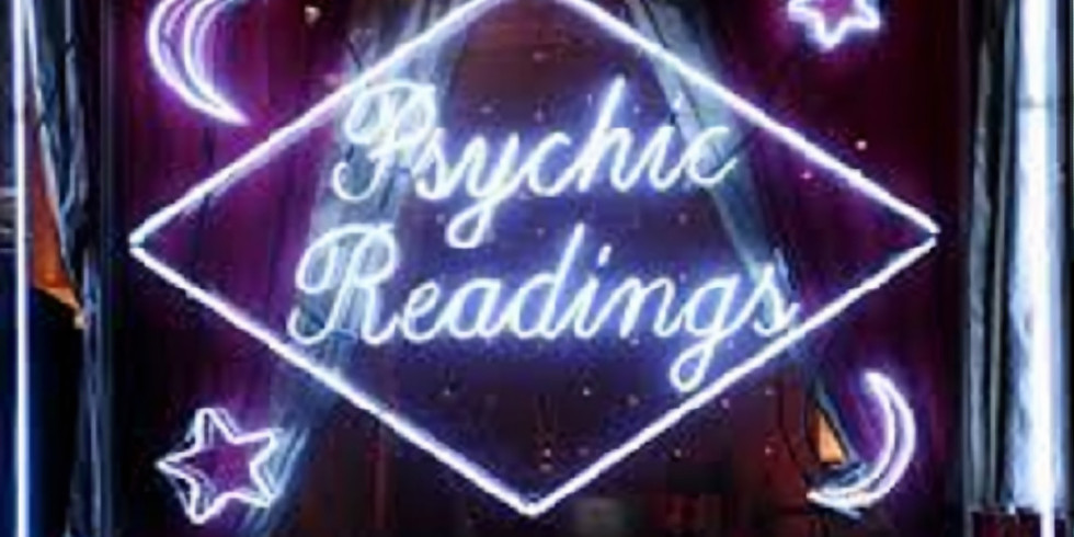 PSYCHIC STAFF - WALK IN HOURS!! for DECEMBER (9)