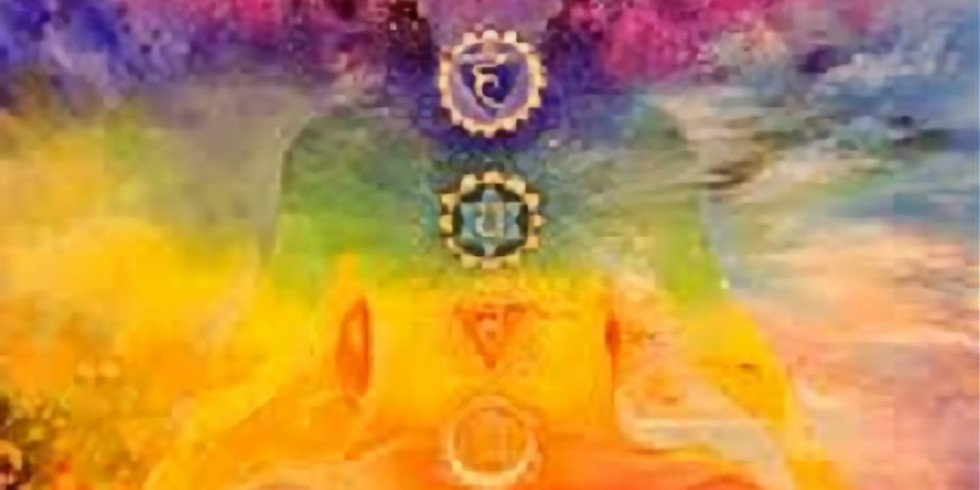 INTUITIVE CHAKRA SERIES – PART 2 with Rainey