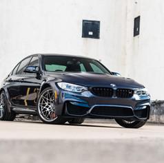 2017 BMW M3 Jahre Edition