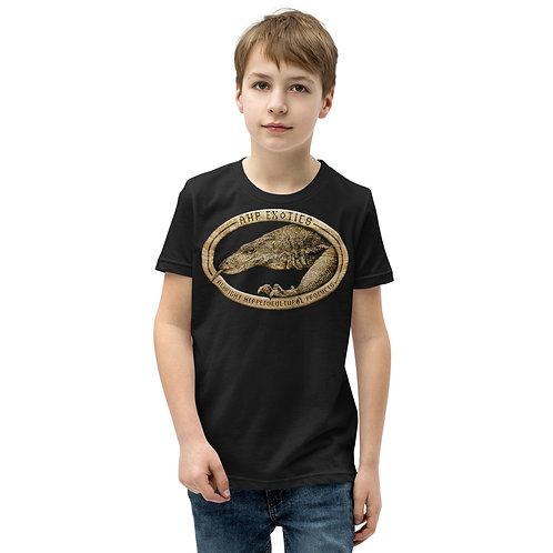 AHP Logo 3, Youth Short Sleeve T-Shirt