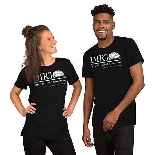 Dirt, Short-Sleeve Unisex T-Shirt