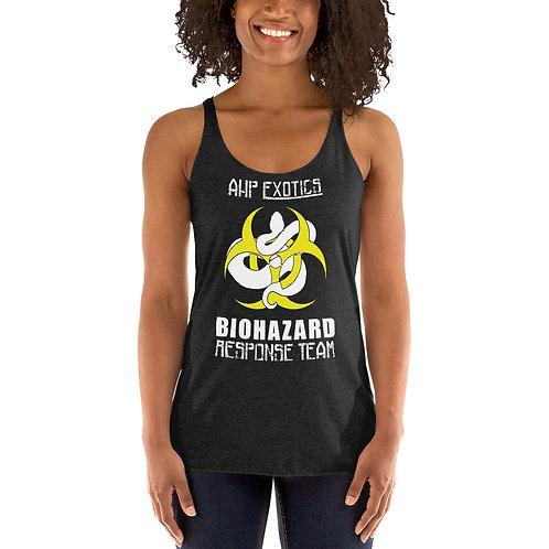 Biohazard, Women's Racerback Tank