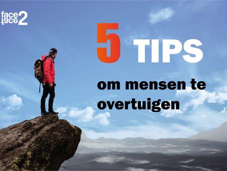 5 Tips om mensen te overtuigen! |Psychologische trucjes