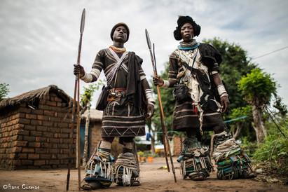 Sukuma Warriors dress code