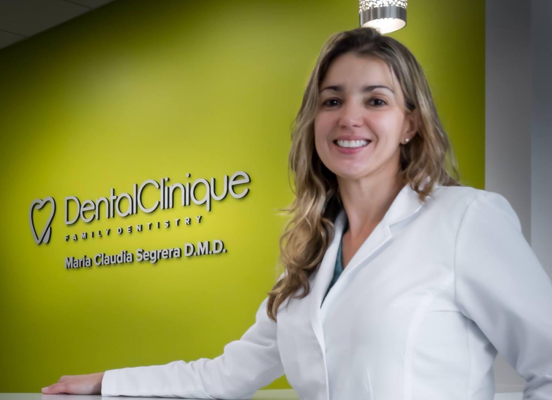 Dr. Maria Claudia Segrera