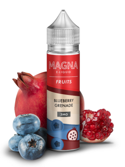 BLUEBERRY GRANADE by MAGNA 60ml