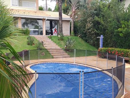 Garantia de Segurança para a sua piscina