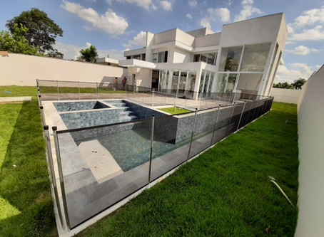 Instalação de Cercas para piscinas Limitpool