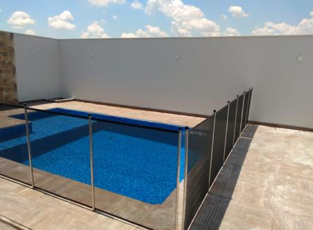 Cercas para piscina Limitpool Sorocaba