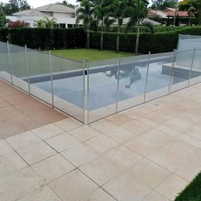 Limitpool Cercas removíveis para piscinas