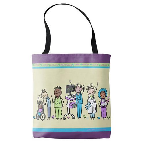 Nurses Rule bag