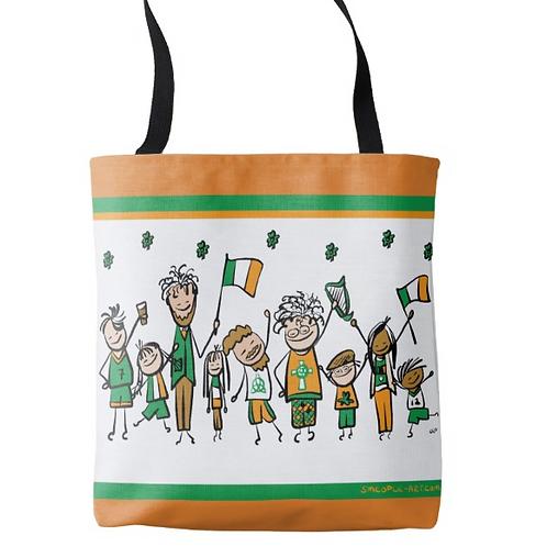 Irish Smeople Tote