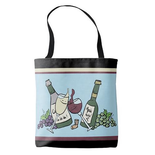 Don't Wine Bag