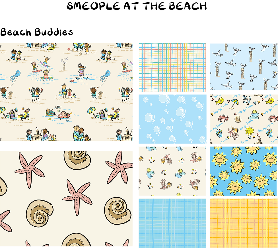 Beach Buddies PATTERN COLLECTION2.png