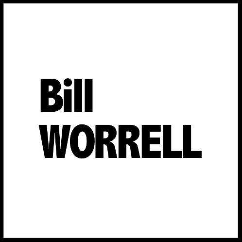"Bill Worrell ""Self-Titled"" Album (Physical Disc)"