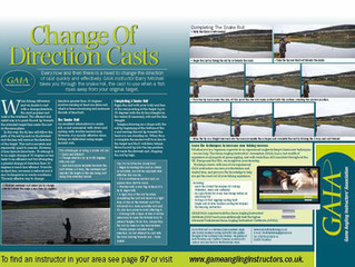 Total FlyFisher Magazine Article - Change of Direction Casts