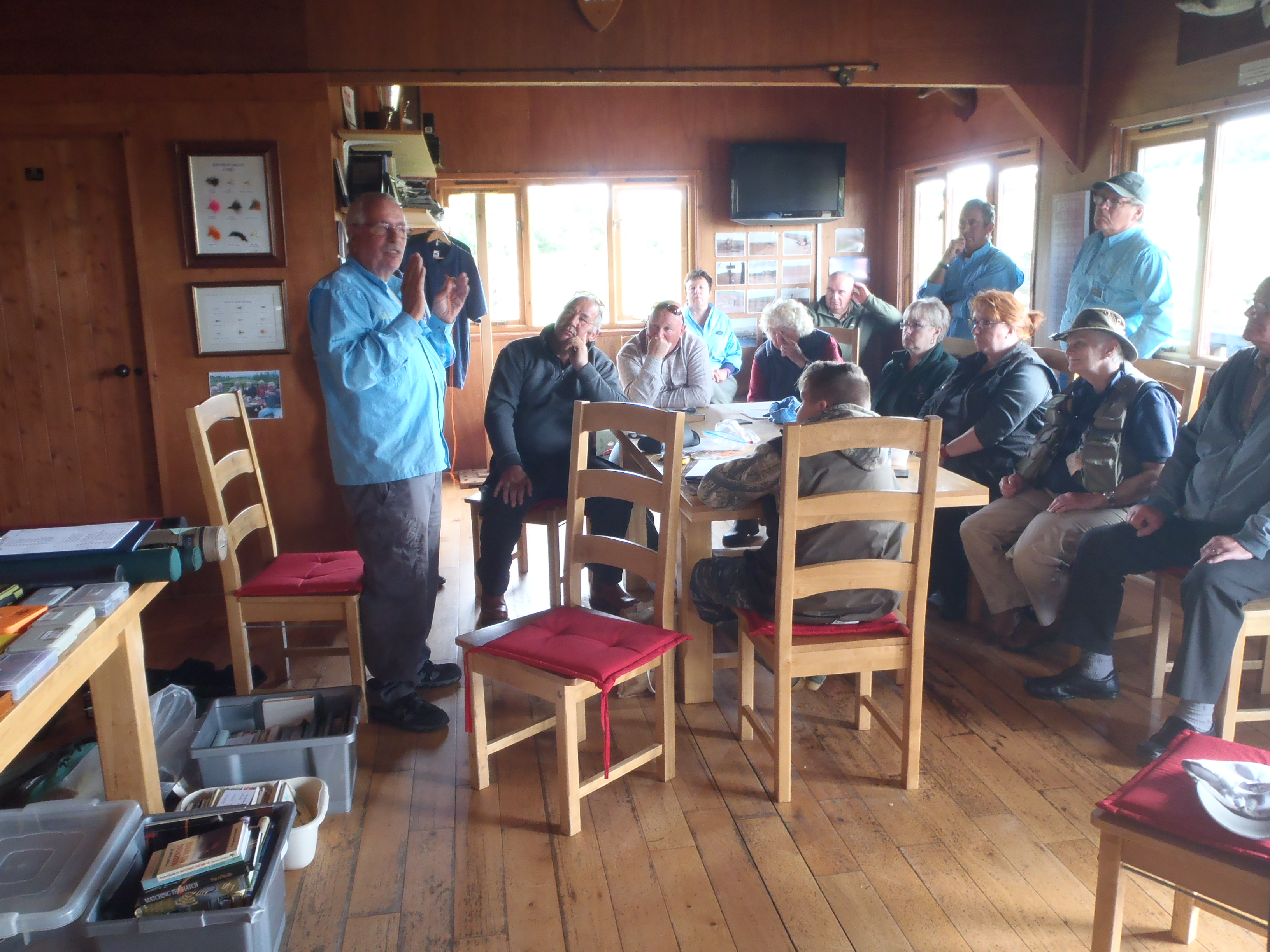 Chatton Open Day 2016