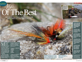 Total FlyFisher Magazine Article - Six of the Best - Salmon Flies for 2017