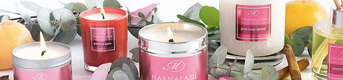 Precious Spice Medium Tin Candle