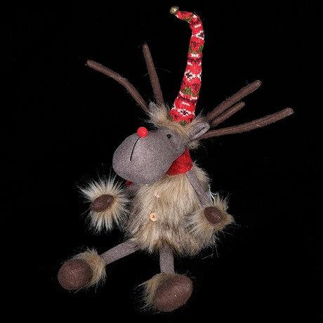 Red Hat Reindeer