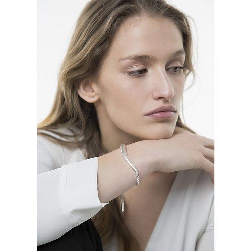 Tutti & Co. - Silver Drift Bracelet