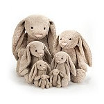 Jellycat  Bashful Bunny Beige - Small 18cm