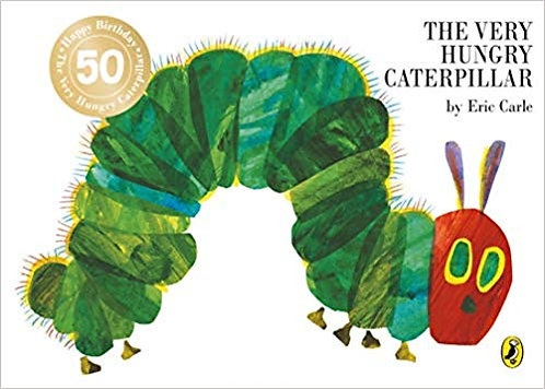 Very Hungry Caterpillar - Board book