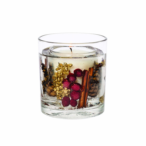 STONEGLOWS Nutmeg, Ginger & Spice Natural Wax Tumbler