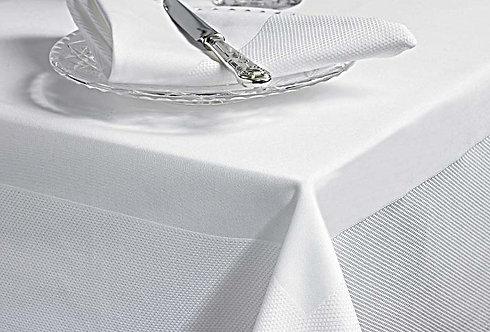 Classic Park Lane Tablecloth - White