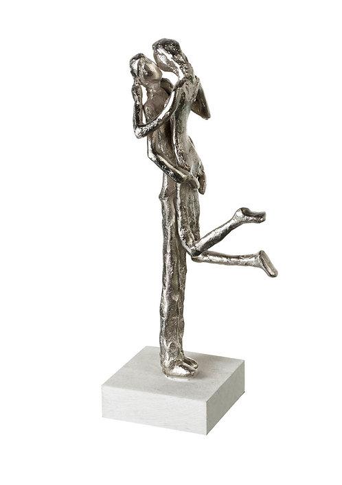 'First Love' - Figurine in Aluminium
