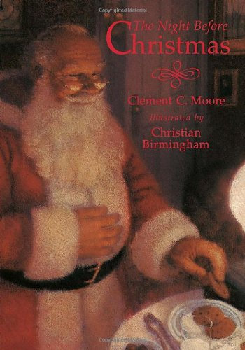 Night Before Christmas -  Clement C. Moore (Harper Collins Paperback)