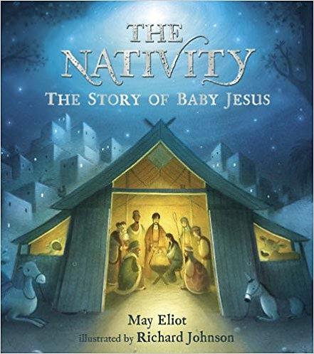 Nativity Book (Picture Corgi) - Paperback