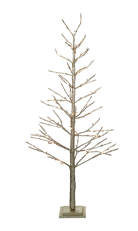 LED Tree Twinkle - Champagne Gold