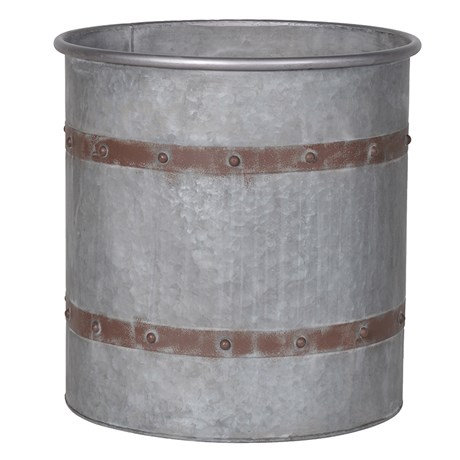 Metal Plant Bin