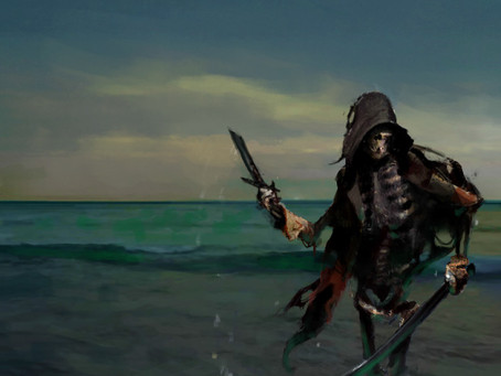 Lore: Minion 001 Pirate