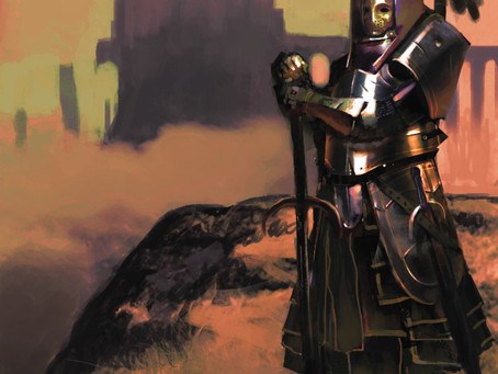 Lore: Minion 012 Crusader