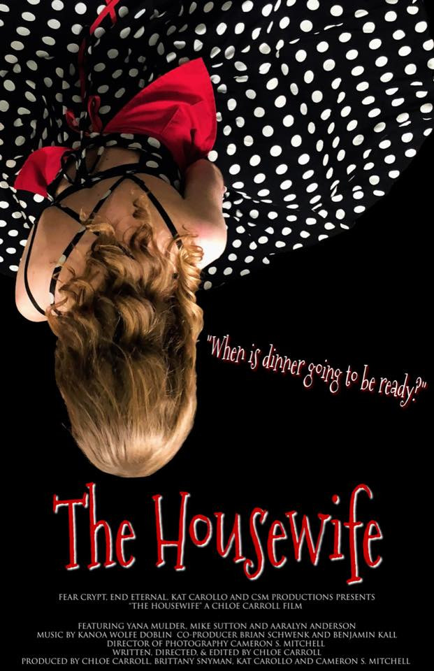 The Housewife Poster