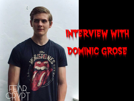 Interview with 'The Drawing' Director - Dominic Grose