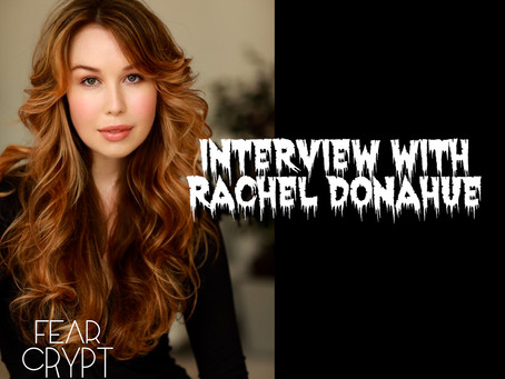 Interview with 'ELYSIA' actress - Rachel Donahue