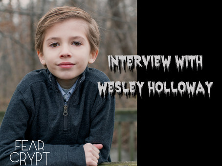 Interview with 'Elysia' actor - Wesley Holloway