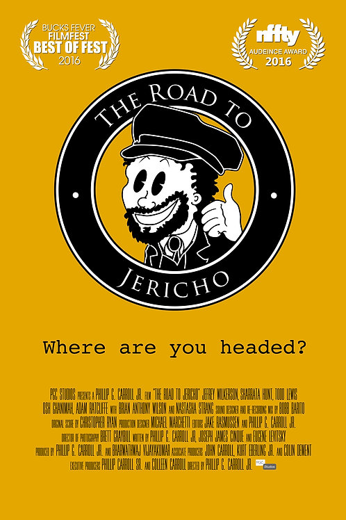 The Road to Jericho - Digital Download
