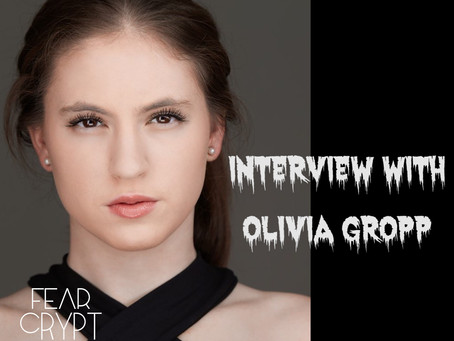Interview with 'Delicious' actress - Olivia Gropp