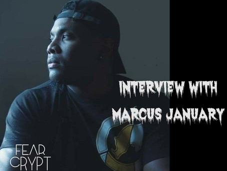 Interview with 'My Imaginary Friend director - Marcus January