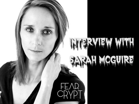 Interview with 'FUSED' actress - Sarah McGuire