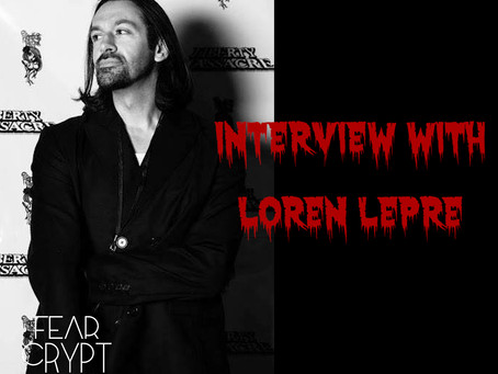 Interview with 'Delicious' Actor - Loren Lepre