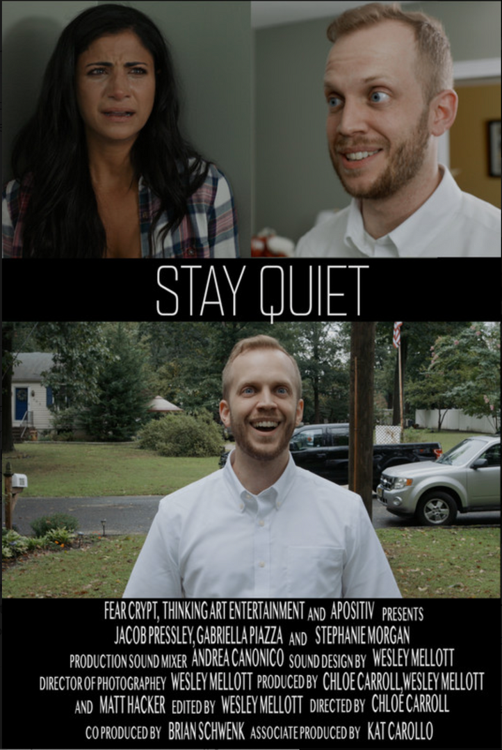 Stay Quiet Poster