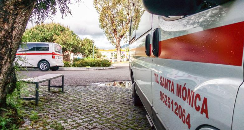 Ambulancias Santa Mónica